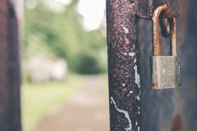 sleutelkluis voor buiten